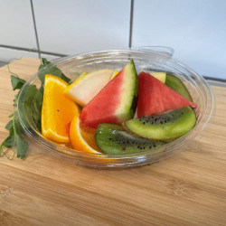 Fredag uge 35 - Boks med frugt