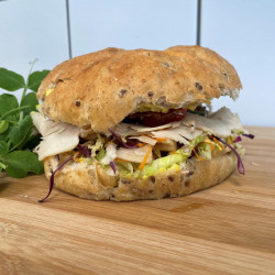 Mandag uge 40 - Sandwich...