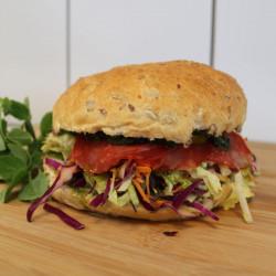 Mandag uge 41 - Sandwich...