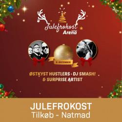 Julefrokost - Tilkøb - Natmad